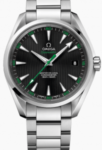 Classic Omega Seamaster Aqua Terra 150 M Golf Edition Replica Watches For Men