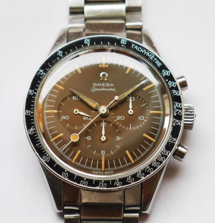 Men's Omega Speedmaster Moonphase Co-Axial Master Fake Watches