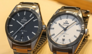 New Omega Constellation Globemaster Replica Watches For Men