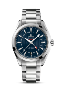 Omega Aqua Terra Co-Axial GMT Replica Watches