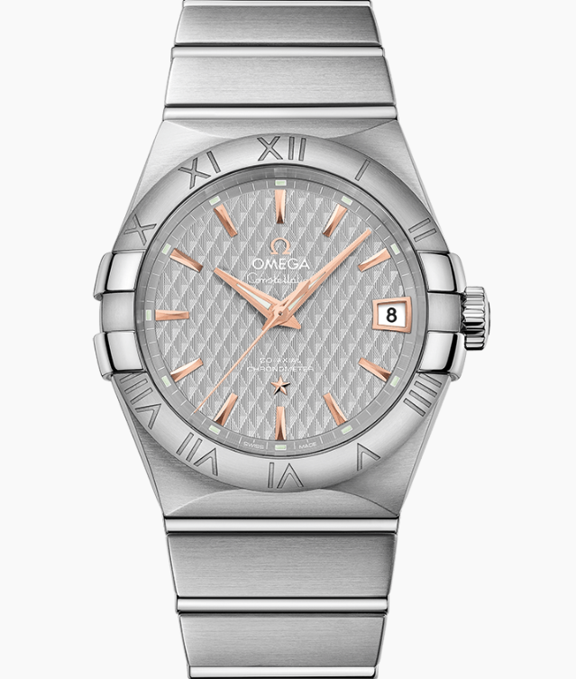 Omega Constellation Fake Watches With Automatic Co-axial Movements