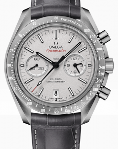 Special Omega Grey Dial Replica Moon Watches For Men