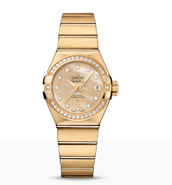 omega-constellation-fake-yellow-gold