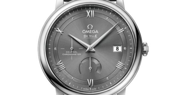 omega-fake-de-ville-grey-alligator-straps