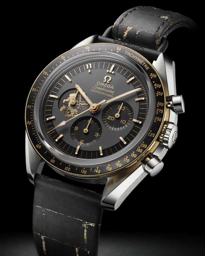 Men's Steel Omega De Ville Annual Calendar Replica Watches